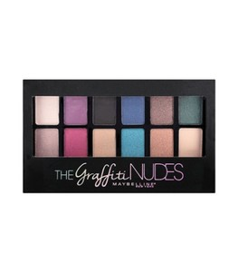 The Graffiti Nudes Eyeshadow Palette -